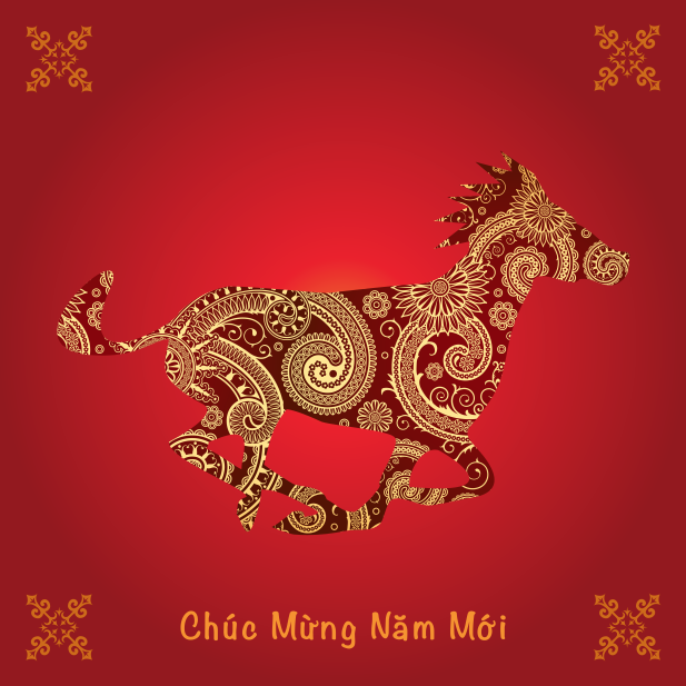 Year of the Horse – Tet gift 2014
